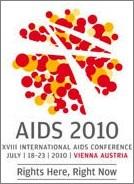 AIDS 2010 VIENNA AUSTRIA